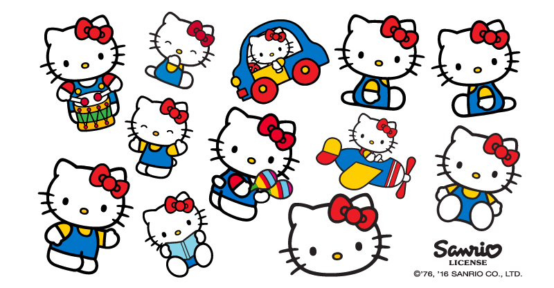 Heijastimet: Hello Kitty